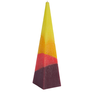 Ароматна свещ -Червен Тукан