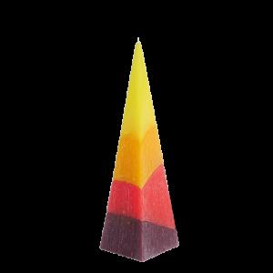 Червен Тукан – малка пирамида