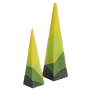 Зелен Тукан – малка и голяма пирамида