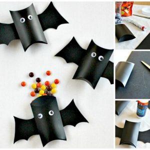 Украса за Halloween парти вкъщи