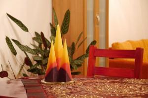 Ароматна свещ Тукан