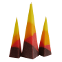 Сет Червен Тукан – три пирамиди