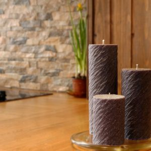 Комплект ароматни свещи Елеганс
