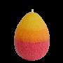 Ароматна свещ Яйце голямо оранжево