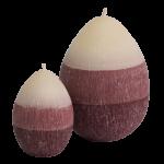 сет ароматни свещи яйца